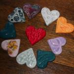 Heart stones 2