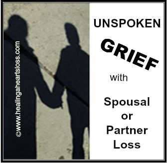 UNSPOKEN GRIEF