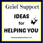 Grief Support Idea #1