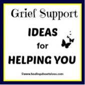 Grief Support Idea # 3