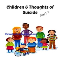Children and Thoughts of Suicide