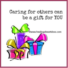 Caring for Others Can Be a Gift for YOU