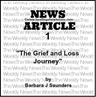 The Grief and Loss Journey