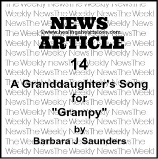 A Granddaughter's Song for Grampy