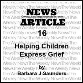 Helping Children Express Grief