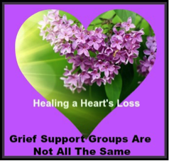 Grief Support Groups Are Not All The Same