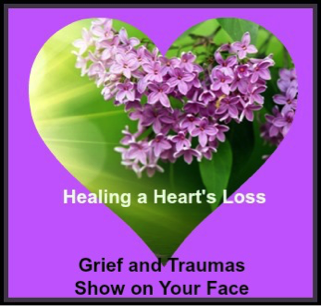 Grief and Traumas Show on Your Face