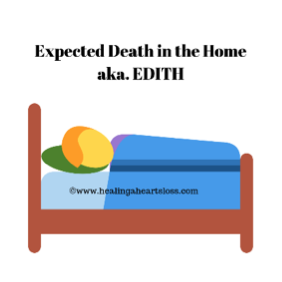 Expected Death in the Home…EDITH