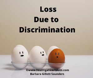 Loss Due to Discrimination