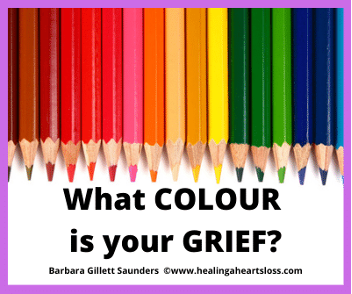 What Colour is your Grief?