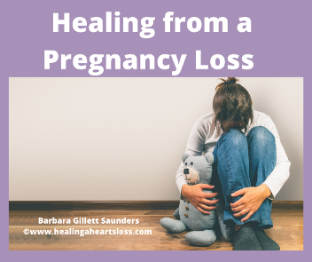 Healing from a Pregnancy Loss